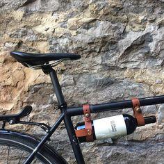 #Spanish #wine strikes again. #bicyclewinerack #velo #bike #velostye #cyclestyle #cycle