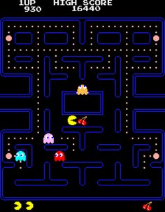 The classic #videogame is now immortalized in the MoMA (as #InteractiveDesign not #Art.)