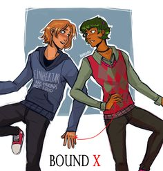 Bound X is my favorite Fierrochase fanfic. Go check it out on archive of our own.