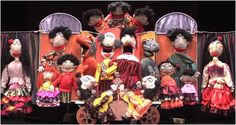 The international festival with the best puppet-marionette theaters International Festival, Puppets, Festivals, Mickey Mouse, Disney Characters, Fictional Characters, Halloween, Art, Art Background