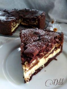 Torta-crostata Tiramisù al forno Great Desserts, Mini Desserts, Delicious Desserts, Sweet Recipes, Cake Recipes, Dessert Recipes, Doce Light, Christmas Food Gifts, Torte Cake