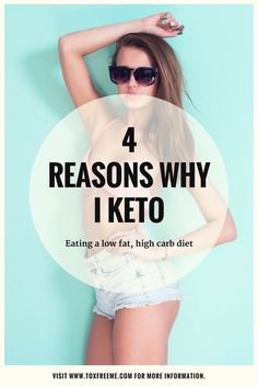 Learn about why I started the Keto diet and how you can make easy simple changes in your life.  via @Toxfreeme