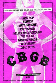CBGB- only music for the underground