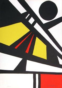 Composition (1967) Alexander Calder