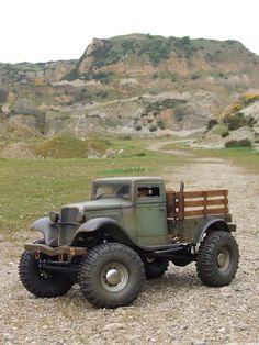 Jeep Truck Vintage 55 Ideas For 2019 Rc Cars And Trucks, Old Pickup Trucks, Custom Trucks, Lifted Trucks, Cool Trucks, Dually Trucks, Lifted Chevy, Jeep Truck, Chevy Trucks
