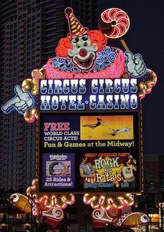 "Las Vegas - where we stayed ""Circus-Circus"""