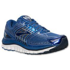 Men's Brooks Glycerin 12 Running Shoes| Finish Line | Sodalite Blue/Methyl Blue/Silver