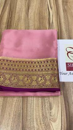 Kanjivaram Sarees Silk, Crepe Silk Sarees, Mysore Silk Saree, Raw Silk Saree, Bridal Silk Saree, Saree Wedding, Ikkat Saree, Designer Sarees Collection, Saree Collection