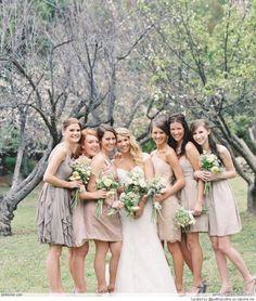 Taupe Weddings