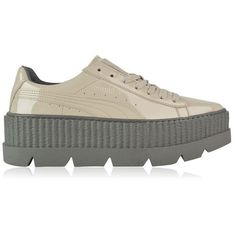 FENTY PUMA BY RIHANNA Pointy Creeper Trainers ( 165) ❤ liked on Polyvore  featuring shoes 68d47501f6d1