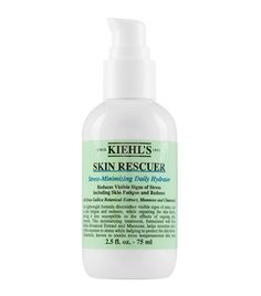 Skin Rescuer Anti-Stress Redness Relief Facial Moisturizer by Kiehl's. Skincare reduces signs of stress & fatigue. Corrects dryness, blotchiness & inflammation.