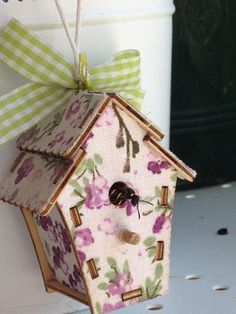Little houses, Bug Hotel, Bug Houses, Hotel for Insects