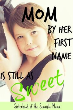 Parenting talk about whether kids should call adults by their first names. | Tips and Life Experience from Sisterhood of the Sensible Moms