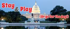Stay and Play. Washington Parent's special section of summer fun in the Washington, DC metro area.