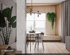 Những mảng xanh tô điểm cho căn hộ thêm phần đẹp, tươi mát hơn đến từ những chậu cây trồng được bố trí nhiều nơi trong không gian. #saokimdecor #kitchen #kitchens #diningroom #diningrooms#phòngbếp #キッチン#Cozinha #cocina #Küche #cuisine#interior #interiordesign #interiors #apartment #apartments #chungcư #インテリア#interieur #innenraum