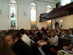 Marketing Analytics: Proving and Improving Online Performance  The pews at #searchchurch