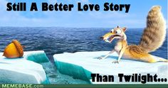 Ice Age, a love story
