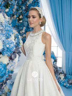 Необычное свадебное платье (#20 LD63), цена 66500 руб - фото   «Белый Авантаж»