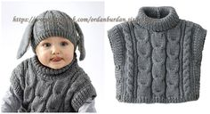 Vest spoke to the boy Baby Boy Knitting Patterns, Knitting Designs, Baby Patterns, Baby Barn, Knit Baby Dress, Kids And Parenting, Crochet Baby, Knitted Baby, Wool Blend
