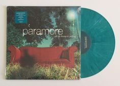Paramore All We Know Is Falling LP Marbled Teal Vinyl Panic at The Disco NOFX | eBay