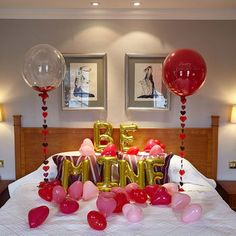Original Valentine's Day ideas from the UK's leading gift balloon and party pieces supplier. Order yours online for home delivery.