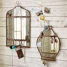 Birdcage Mirrors | PBteen