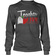 Teacher Life - Love Student Funny Read Book T Shirts #gift #ideas #Popular #Everything #Videos #Shop #Animals #pets #Architecture #Art #Cars #motorcycles #Celebrities #DIY #crafts #Design #Education #Entertainment #Food #drink #Gardening #Geek #Hair #beauty #Health #fitness #History #Holidays #events #Home decor #Humor #Illustrations #posters #Kids #parenting #Men #Outdoors #Photography #Products #Quotes #Science #nature #Sports #Tattoos #Technology #Travel #Weddings #Women