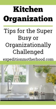 Get organized in baby steps.