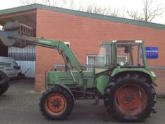 Fendt 106 SA Traktoren Gebraucht in 26683 Scharrel, Deutschland (aat2930187) - traktorpool.de - Der Marktplatz für Landtechnik