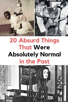 20 Absurd Things That Were Absolutely Normal in the Past – Viral News Room Funny Fails, Funny Jokes, Hilarious, Embarrassing Moments, Funny Moments, Yoga Benefits, Health Benefits, Rules Quotes, Parenting Fail