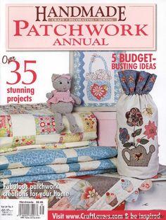 Handmade Patchwork Annual Vol 29 No 5
