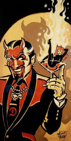 Devil Martini - Vince Ray