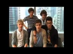 One Direction - Vevo Ask Reply - Part 1.