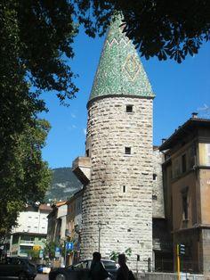 Torre Verde - Trento, Italy