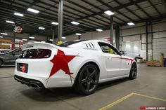Roush Performance have started rolling out the 2014 Roush RS3 Mustang to their customers, here is one of them!