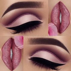Gorgeous Eye-Makeup Looks for Blue Eyes ★ See more: http://glaminati.com/blue-eyes-makeup-looks/