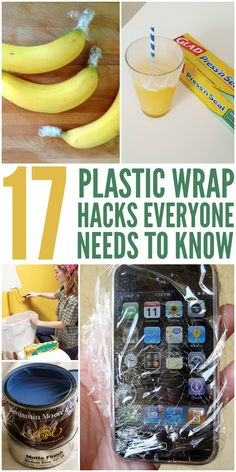 Plastic Wrap Hacks That Will Change Your Life