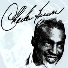 Charles Brown a Blues and early R&B singer & pianist. his hits ...