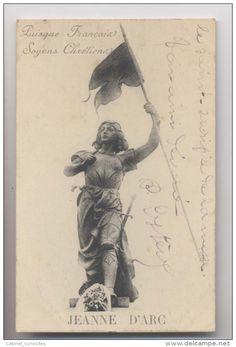 JEANNE D'ARC - Puisque Français Soyons Chrétiens - 1915