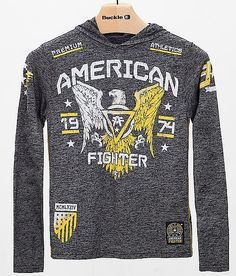 Boys - American Fighter Chicago Hoodie at Buckle.com