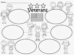 FREEBIE: In honor of Veterans Day....Graphic Organizers. fairytalesandfictionby2.blogspot.com