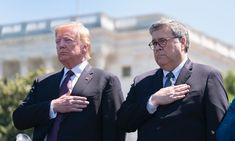 How Bill Barr made Trump much more powerful — and dangerous — than he ever was before – Alternet.org These are ominous developments - corruption running rife in fact !