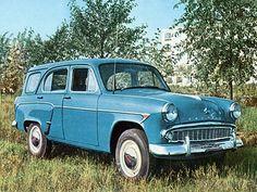 Москвич-423