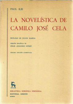 30 Ideas De Camilo José Cela Camilo Jose Cela Educacion Y Cultura Ministerio De Educacion