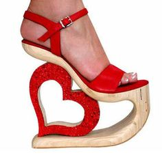 How in the world would you walk in these??