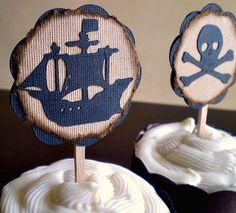 Hey, I found this really awesome Etsy listing at https://www.etsy.com/listing/54274289/pirate-party-cupcake-toppers-treasure