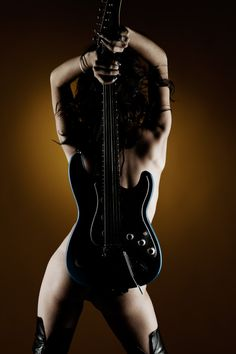 Darkness meets the light and together the music that can be created...sinful...erotic...soulful!