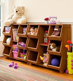 Storage & Wall Cubby Sets - Could DIY