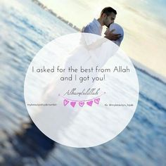 #islam #alhamdulillah #blessed #mybeautyishijab #muslimah #Allah #islamicquotes #halallove #blessings #gift #muslimhusbandandwife #loveforthesakeofallah #muslimcouples