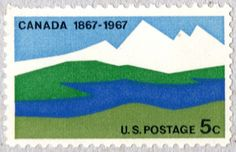 Canada stamp